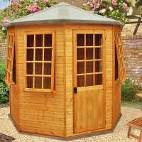 8x8 Shire Arreton Octagonal Summerhouse