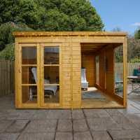 6x6 Octagonal Premier Summer House