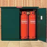 Asgard 4 Metal Gas Bottle Storage (47kg)