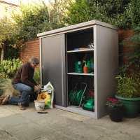 6ftx3ft (1.8x0.9m) Trimetals Gardian D63 - Premium Garden Storage