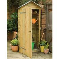 3ft x 2ft Forest Tall Wooden Sentry Box Shed (0.95m x 0.59m)