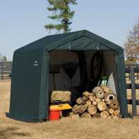 10ft x 10ft Rowlinson Shed In A Box (3m x 3m)