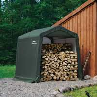 8ft x 8ft Rowlinson Shed In A Box (2.4m x 2.4m)