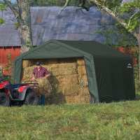 12ftx12ft Rowlinson Shed In A Box (3.6m x 3.6m)