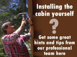 Hints and tips for self installation