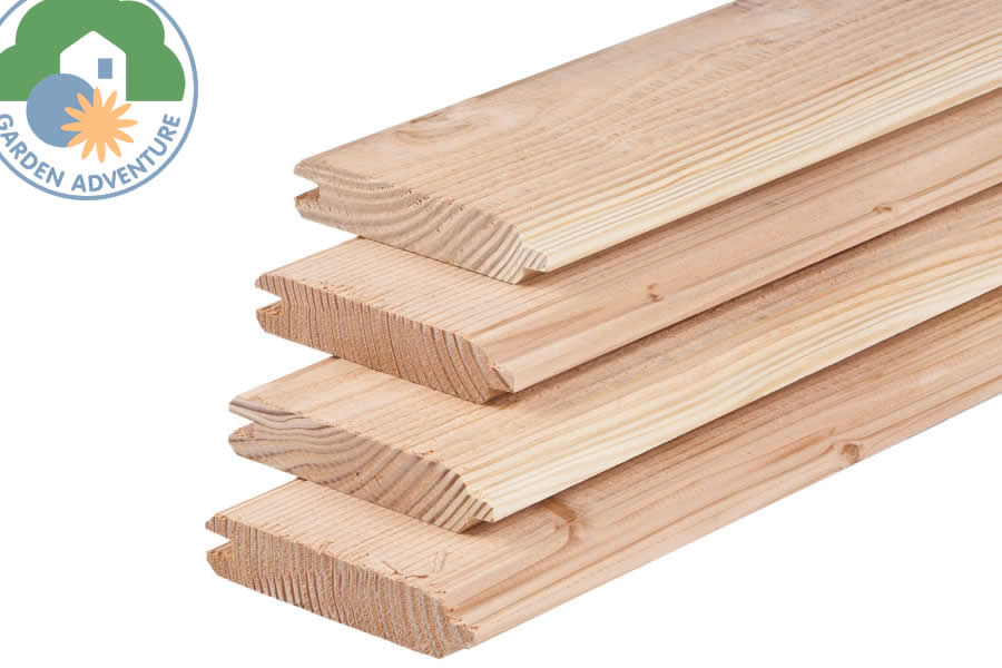 Tongue and Groove Boards