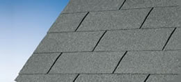 Bourne Grey Felt Shingles