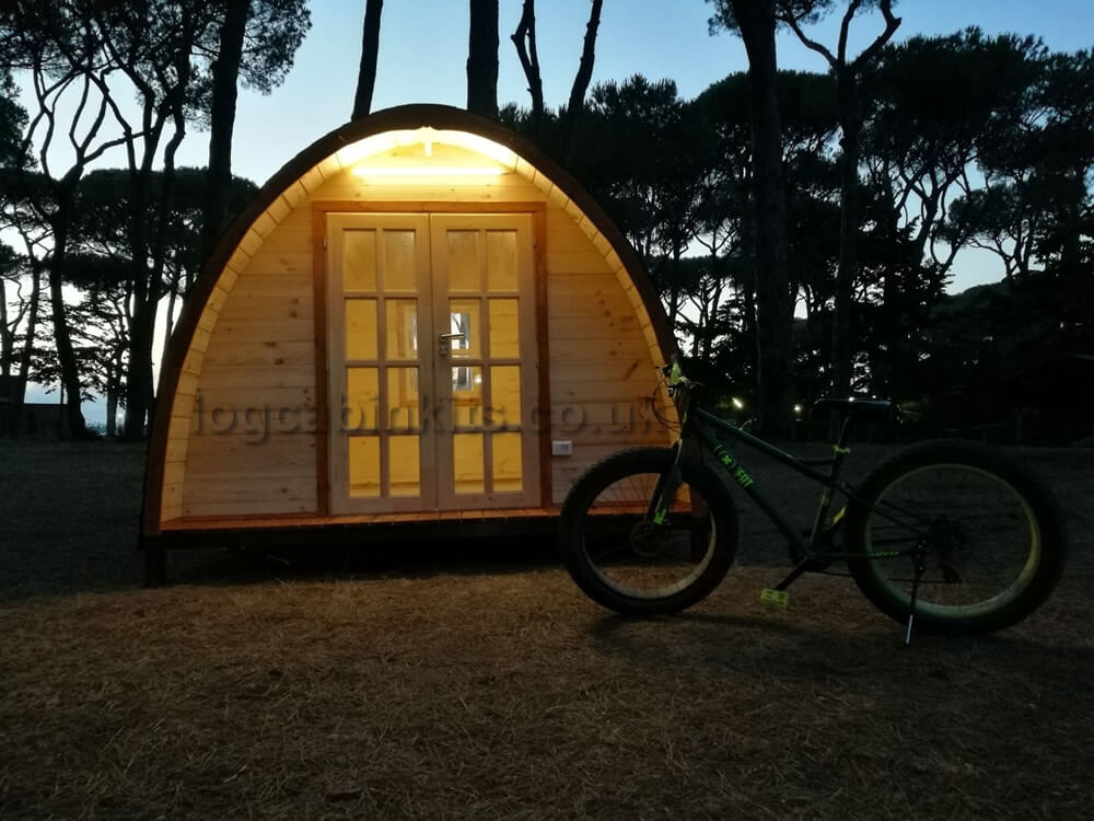Camping Pod 3x3