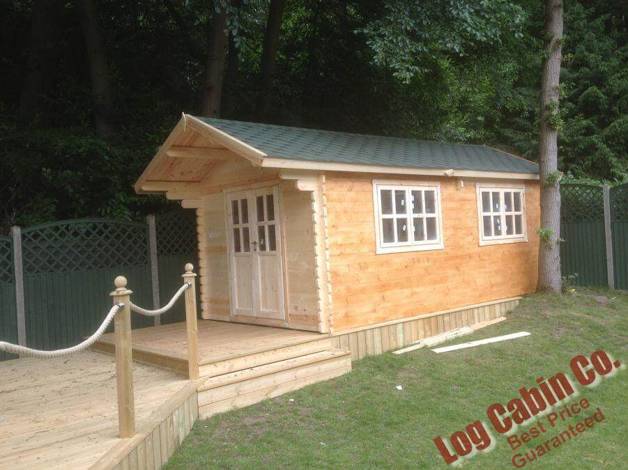Custom Cabin - 9999-1