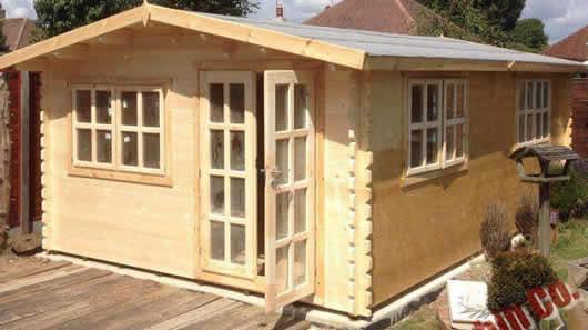 Bespoke cabin design