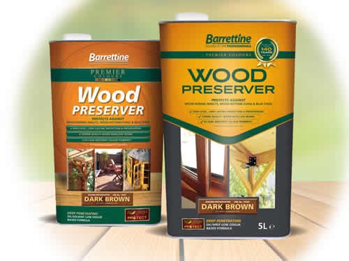 Barrattine Wood Preserver