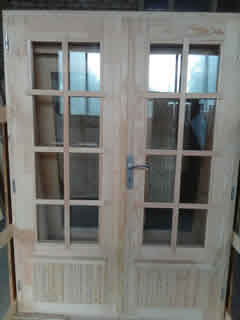 Standard and Superior Glazing with Georgian Bars