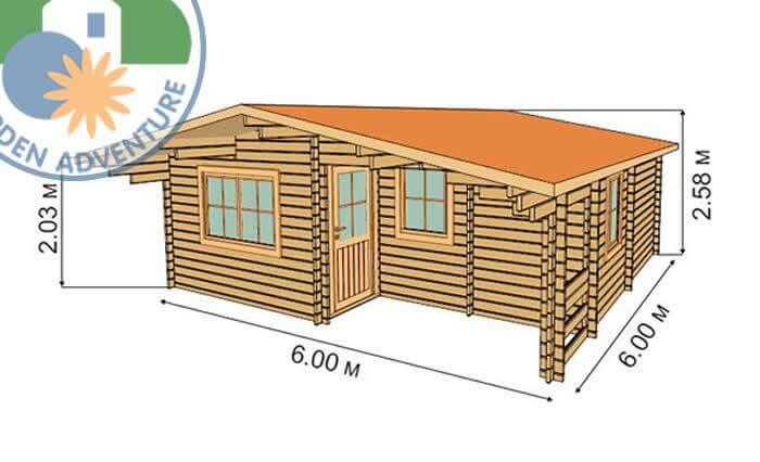 Lodge Drawings (Large)