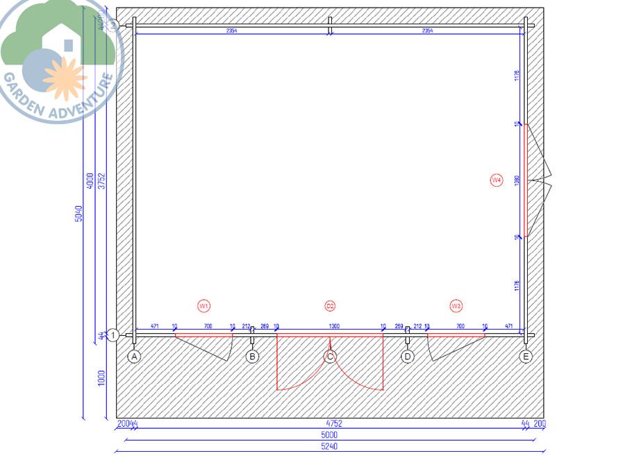 Grande 5x4 Plan View (Large~)