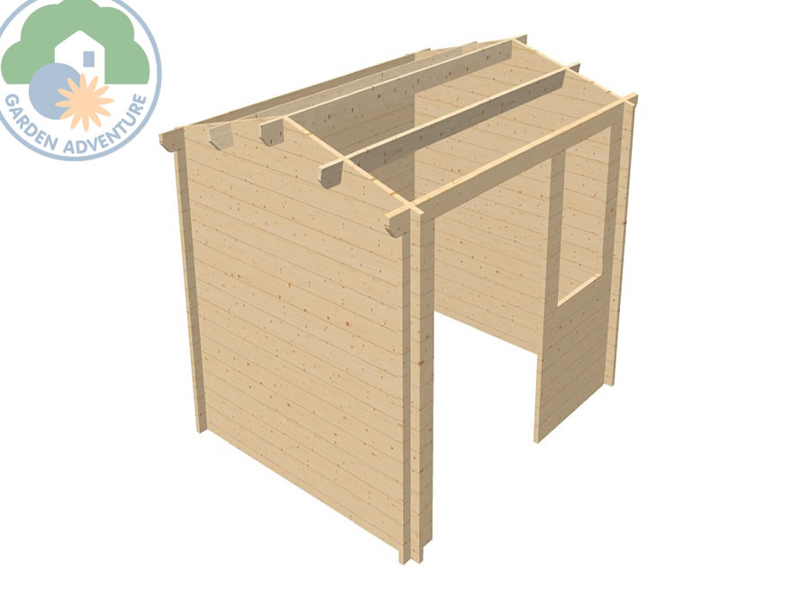 Andalo Log Cabin