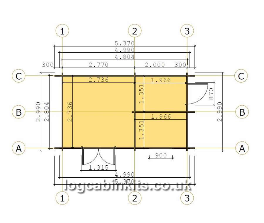 Sestriere Plan View (Large~)