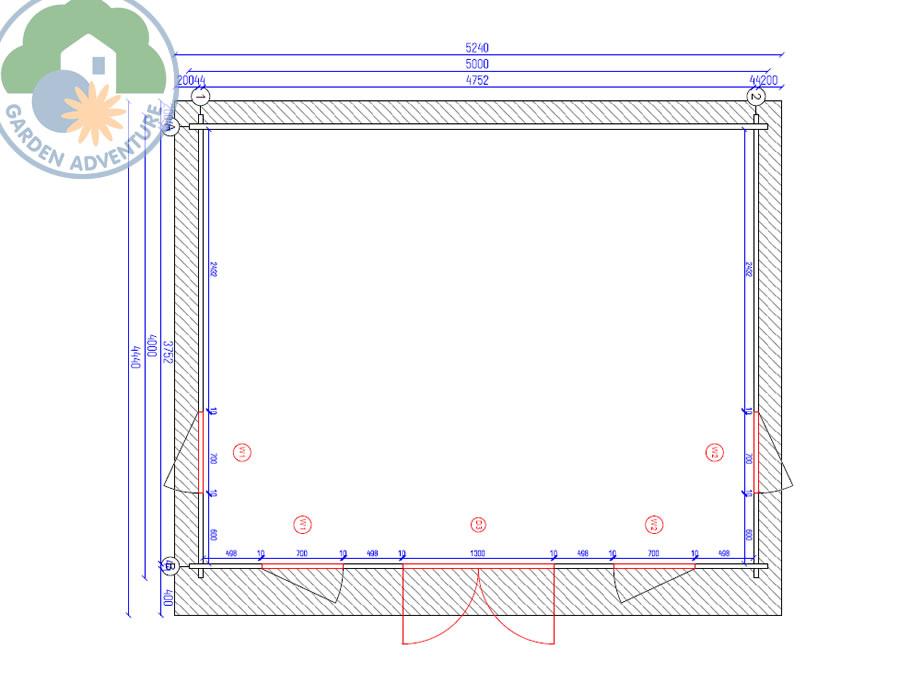 Torgnon Plan View (Large~)