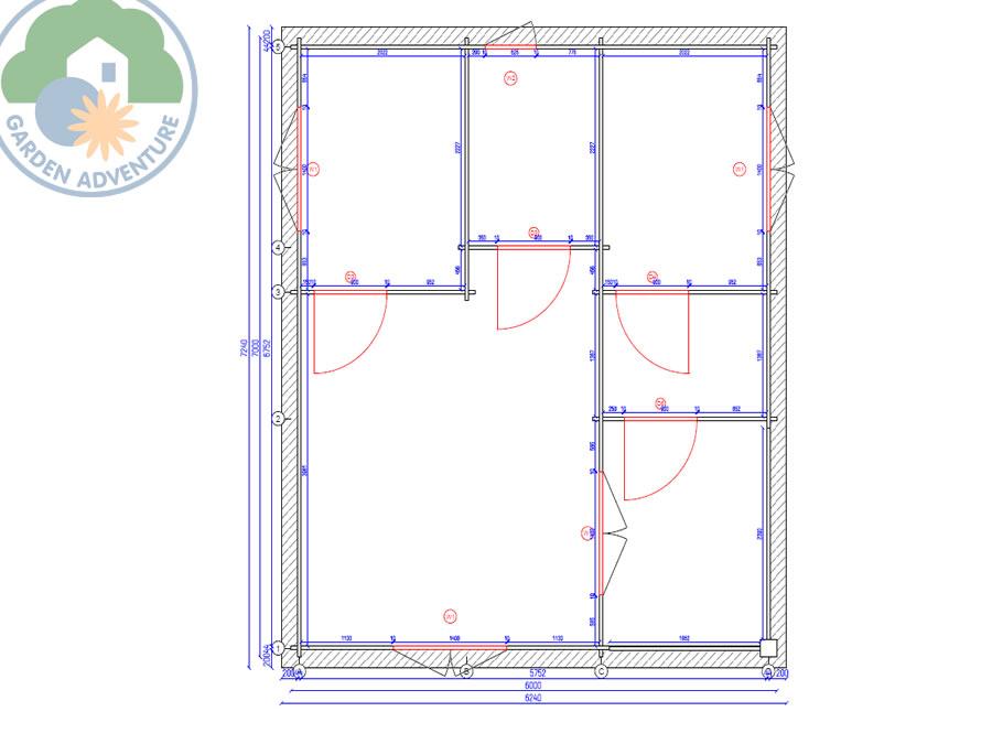 Tania Plan View (Large~)