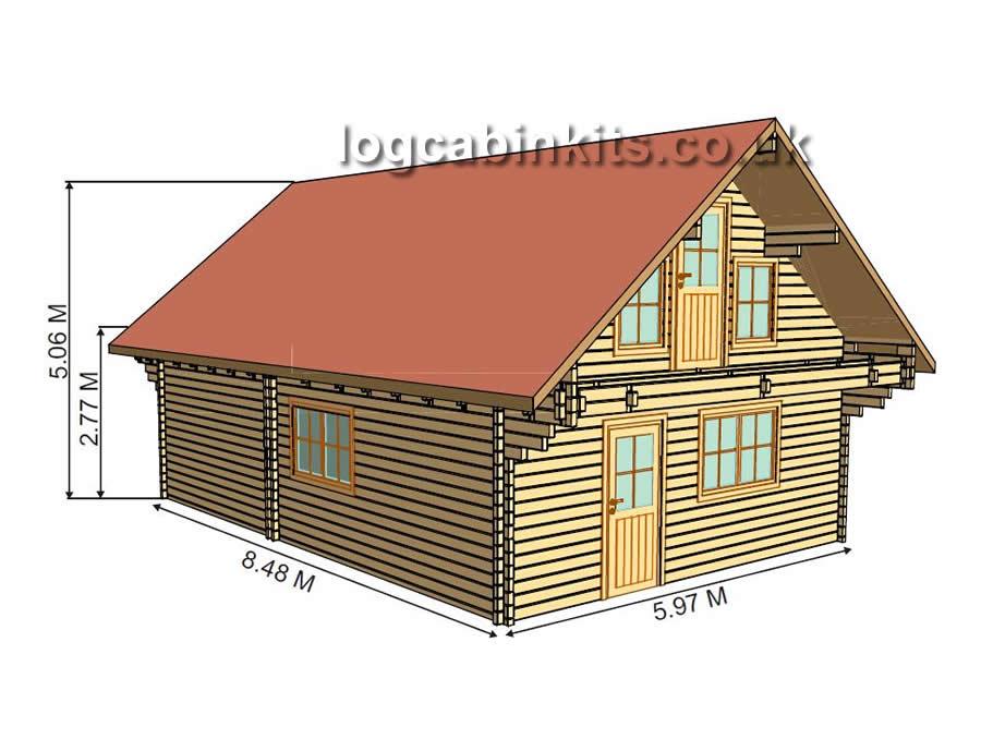 Ventoux DS Drawings (Large)