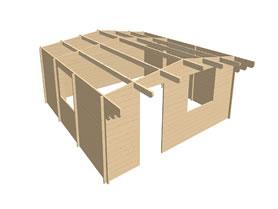 Belvedere Plus 6x6 3D