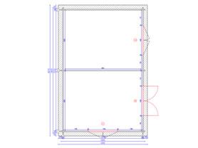 Rumak 6x4 Plan View