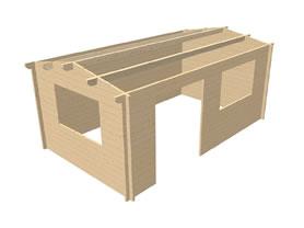 Rumak 5x3 3D