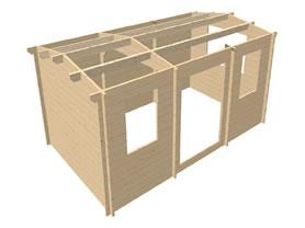 Camborne 5x3 3D