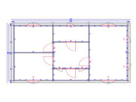 Chamonix Plan View