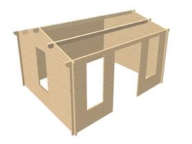 Pila 5x4 3D