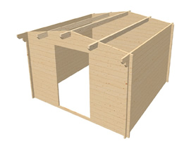 Cavalese 4x4 3D