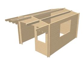 Arabba 3x4 3D