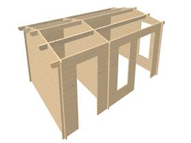 Meribel 6x4 3D