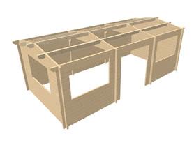 Selva 6x3 3D