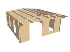 Corvara 5x5 3D
