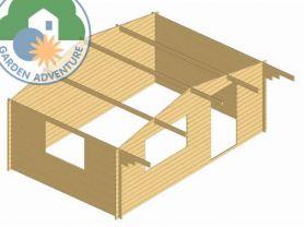 Belvedere 5x4 3D