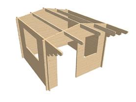 Belvedere Plus 3x3 3D