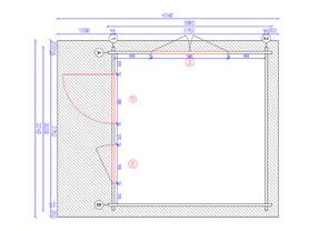 Devon 3x3 Plan View