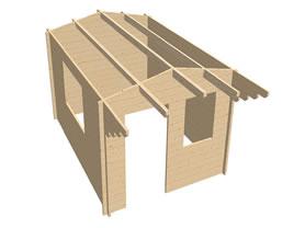 Belvedere Plus 3x4 3D