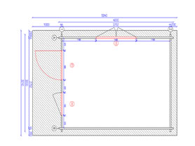 Belvedere Plus 3x4 Plan View