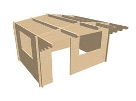 Belvedere Plus 4x3 3D