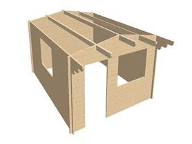 Belvedere Plus 4x5 3D