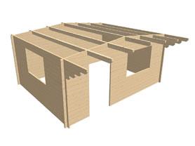 Belvedere Plus 5x4 3D