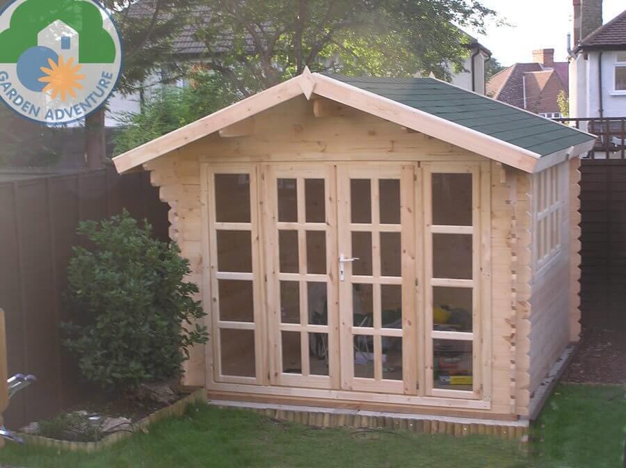 Cervinia Plus Log Cabin