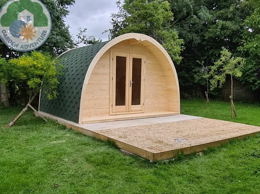 Camping Pod 4x4