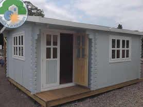 Canazei Plus Log Cabin