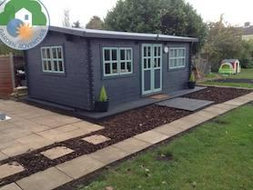 Log Cabin Kits Amp Summer Houses For The Garden Log Cabin Kits