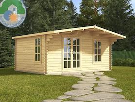 Chalet 5x4 Log Cabin
