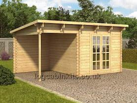 Livigno Log Cabin