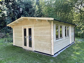 Strembo Log Cabin