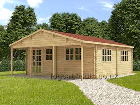 Rosiere Log Cabin